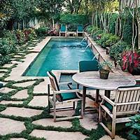 great patio pool design ideas 28 Fabulous Small Backyard Designs with Swimming Pool