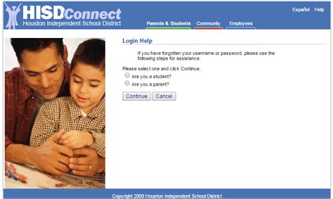 hisd employee help desk parent resources parent student connect psc
