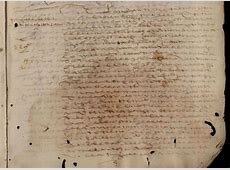 Hallados en Sevilla cuatro textos inéditos sobre Cervantes