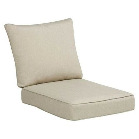 loveseat cushion set rolston 2 outdoor seat back replacement chair