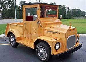The WTF Files: '79 Toyota Wooden Truck Hooniverse