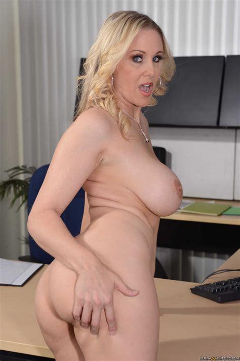 Julia Ann Is Getting Naked In Office MILF Fox