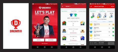 dream11 study android app usability analysis