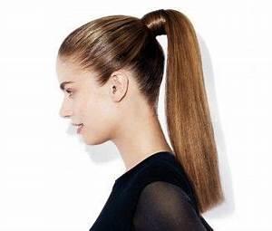 Queu De Cheval Homme : queue de cheval ultra lisse le tuto coiffure pour la r aliser tuto femina hair braids et ~ Melissatoandfro.com Idées de Décoration