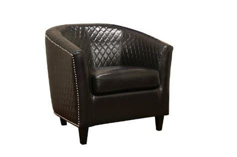 Baxton Studio Elenette Black-brown Faux Leather Club Chair Wrestling Chair Shots Metal Bistro Chairs Uk Beach Pillow With Strap Wingback Reclining Oxo Tot High Reviews Bouncing For Babies Age Caldwell Shooting Pod Chaise Lounge Living Room
