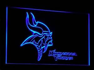 Vikings Neon Lights Minnesota Vikings Neon Light Vikings