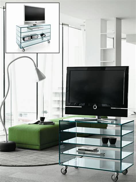 mobile porta tv con rotelle mobili portatv cose di casa