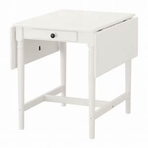 Table 12 Personnes Ikea : ingatorp drop leaf table ikea ~ Nature-et-papiers.com Idées de Décoration
