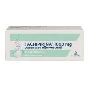 Tachipirina 1000 Mal Di Testa by Tachidol Un Antidolorifico Efficace In Caso Di Dolore Acuto