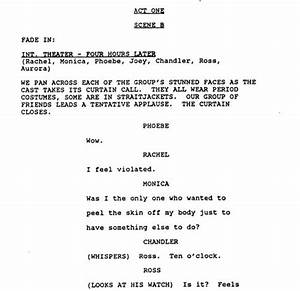 script vocabulary thinglink With camera script template