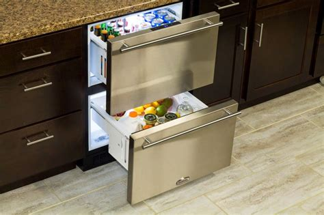 marvel undercounter refrigerator drawers refrigerator drawers outdoor refrigerator
