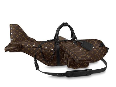 airplane bag louis vuitton flying high louis vuittons airplane travel bag baffles internet