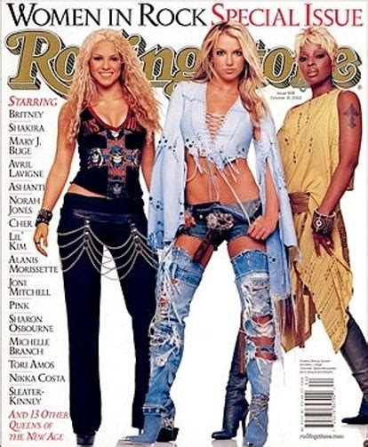 21 Britney Spears Magazine Covers From The Early 2000s ...