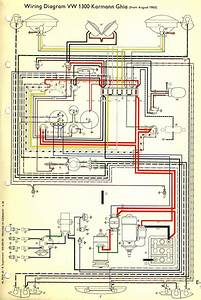 Thesamba Com Karmann Ghia Wiring Diagrams Wiring Diagram