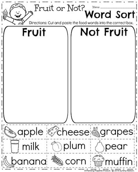 grade worksheets for planning playtime