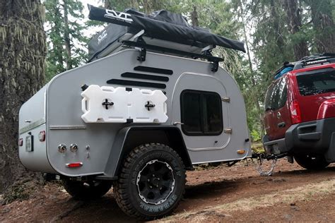 offroad trailer the rugged terradrop off road trailer is up for any adventure