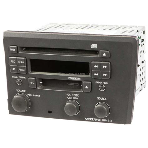 volvo  radio  cd player parts  car parts warehouse