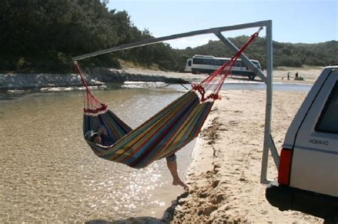Trailer Hitch Hanging Chairs by Hammock Chair Trailer Hitch Stand Diy Search