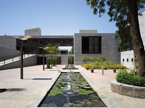 Indian Institute of Management by HCP Design, Ahmedabad