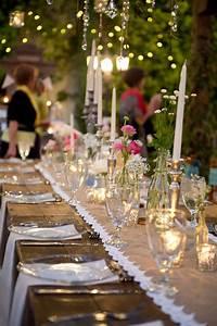 Vintage Wedding Table Decoration Ideas - Fab Mood