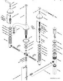 pegasus bathroom faucet diagram kohler fairfax faucet parts diagram kohler single handle
