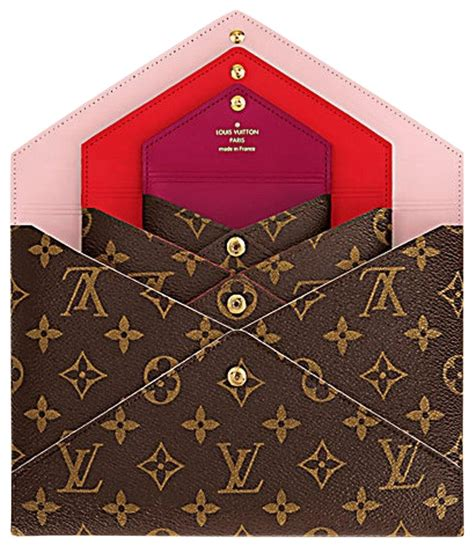 louis vuitton  soldout kirigami monogram envelope