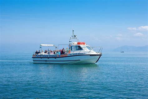 Boat Trip Newquay by Felin Hedd Country Holidays Cyf