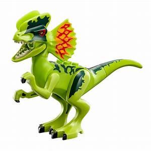 LEGO Jurassic World Dilophosaurus Ambush (75916) | LEGO I ...
