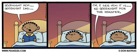 The Bed Comic by Peanizles An Almost Daily Comic By Don Mathias