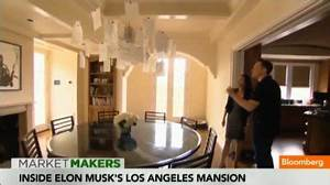 Take A Tour Of Elon Musk39s 17 Million Bel Air Mansion