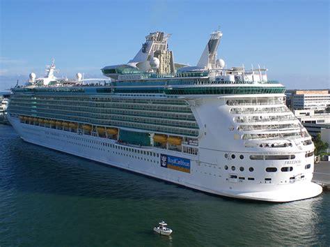 bridge suite freedom of the seas cruise ship royal caribbean