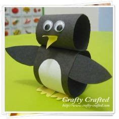 penguins toilet paper rolls and toilet paper on