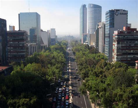 Archivopaseo De La Reforma 1jpg  Wikipedia, La