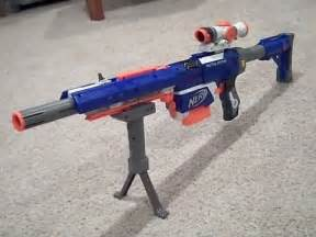 Elite Nerf Guns Sniper Rifles