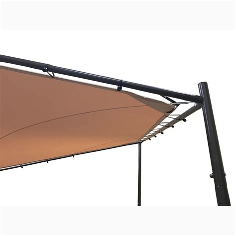 replacement canopy for abba portable 12x12 gazebo garden winds