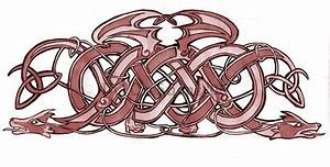 Dragon Celtic Knot by Dygee.deviantart.com on @deviantART ...