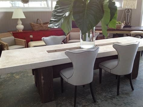 suma outdoor cast dining table mecox gardens