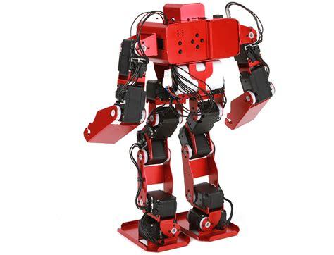 Hovis Fighter Humanoid Robot