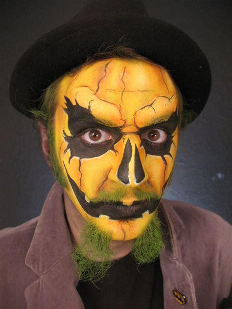 easy men halloween makeup ideas