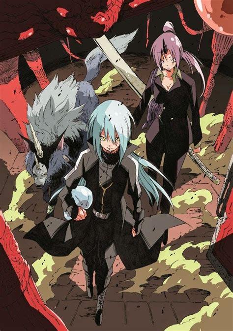 tensei shitara slime datta ken fanart manga anime gg
