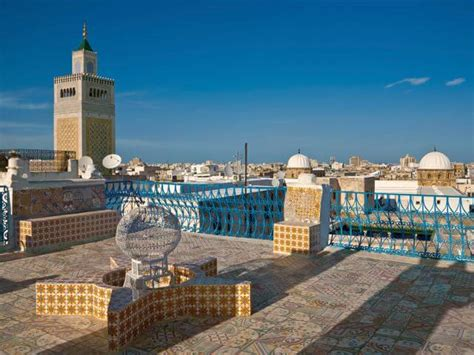 Flights To Tunis, Tunisia From €74 With Edreams