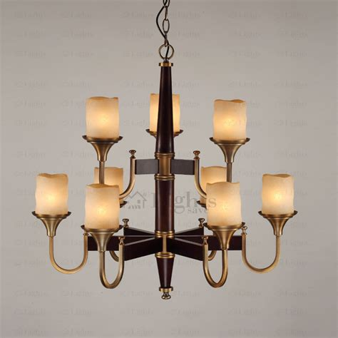 chandelier glass shades antique 9 light frosted glass shade shabby chic chandelier