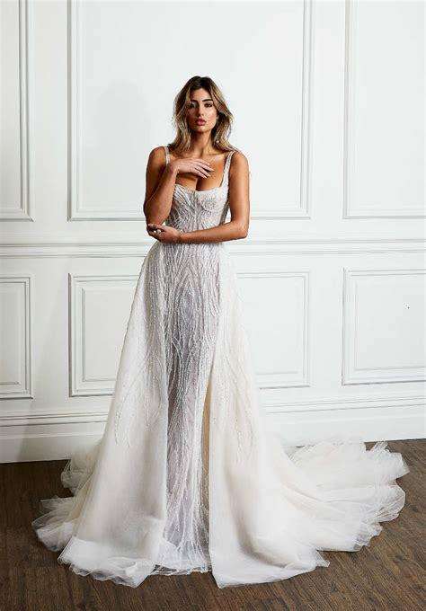 pallas couture la blanche bridal collection