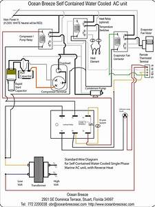 230 Volt Air Conditioner Wiring Diagram