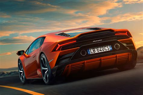lamborghini huracan evo and spyder official pictures