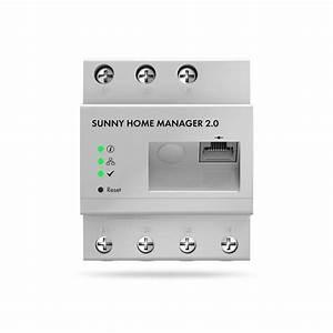 Sma Sunny Home Manager 2 0 : comprar sunny home manager 2 0 monitorizaci n y gesti n energ tica sma ~ Frokenaadalensverden.com Haus und Dekorationen