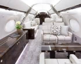 Gulfstream 650 interior photos
