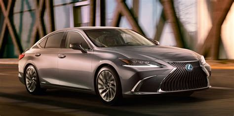 lexus es revealed