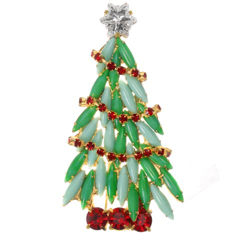 alan anderson christmas trees jewels by alan tree brooch jewels by alan