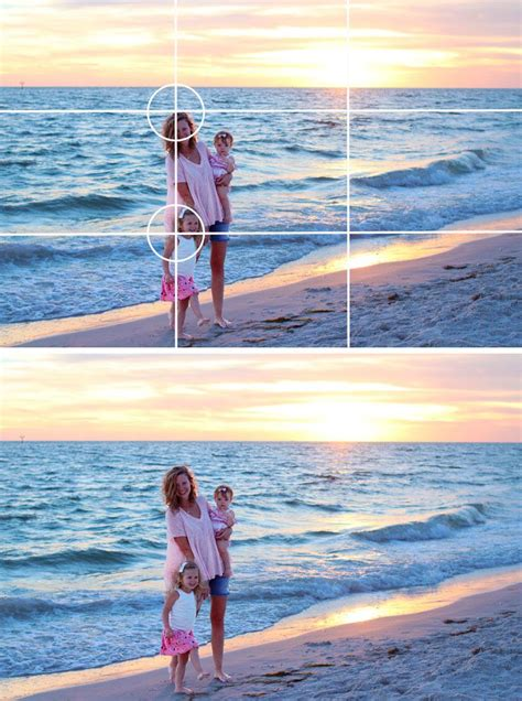 Beach Sunset Portraits Easy Tips For The Best Composition